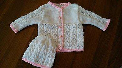 Detské oblečenie - Kojenecká souprava - 11209001_