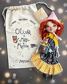 Hračky - Olivia, Max a Minnie - 11206963_