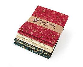 Textil - Bavlnené látky - balíček TFQ145 - 11207189_