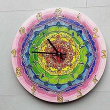 Hodiny - Mandala hodinky osobné - 11207152_