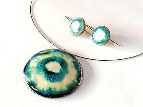 Sady šperkov - keramická súprava - 11210616_