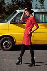 Šaty - FNDLK úpletové šaty 436 RVL - 11210686_