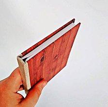 """Papiernictvo - Zápisník ,,wood"""" A6 LINAJKOVÝ - 11211927_"""