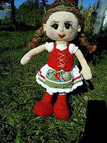 Hračky - Bábika (folklórna) - 11210151_