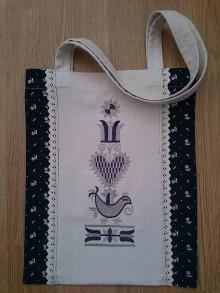 Nákupné tašky - Taška folk - 11211105_