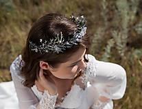 """Ozdoby do vlasov - Glamour korunka """"snívať s tebou"""" - 11211759_"""
