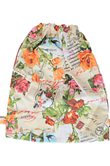 Batohy - Vak s kvetinovým vzorom - 11211055_
