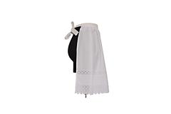 Iné oblečenie - Folklórna zásterka - 11211107_