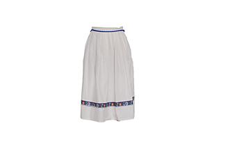 Iné oblečenie - Folklórna zásterka - 11211094_