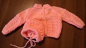 Detské oblečenie - Kojenecká souprava - 11212453_