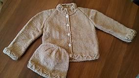 Detské oblečenie - Kojenecká souprava - 11212502_