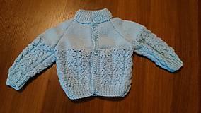 Detské oblečenie - Kojenecká souprava chlapecká - 11212568_
