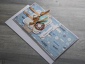 Papiernictvo - ...pohľadnica vianočná... - 11211490_