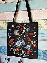 Nákupné tašky - Taška pro slečnu vyrovnanou - Be Free - 11211013_