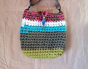 Iné tašky - taška o p t i m i s t a - 11215973_