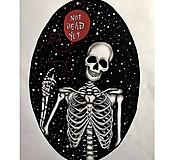 Obrazy - Not dead yet - 11215581_