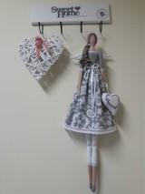 Bábiky - Anjelka na želanie - 11214449_