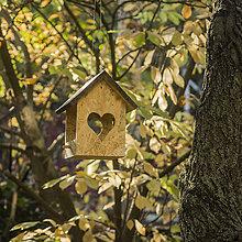 Pre zvieratká - Krmítko pre vtáčiky - 11215625_