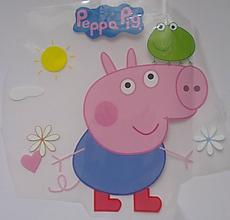 Galantéria - Nažehľovačka Peppa Pig - George - 11215863_