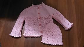 Detské oblečenie - Kojenecká souprava - 11214387_