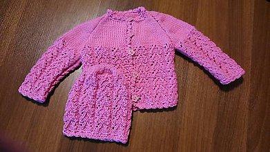 Detské oblečenie - Kojenecká souprava - 11214398_