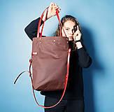 Veľké tašky - Dámská taška MARILYN BROWN CHILLI - 11215982_