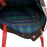 Veľké tašky - Dámská taška MARILYN BROWN CHILLI - 11215988_