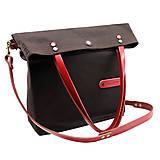 Veľké tašky - Dámská taška MARILYN BROWN CHILLI - 11215989_