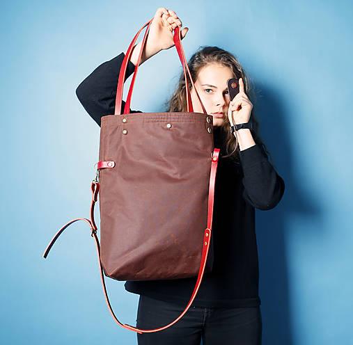 Dámská taška MARILYN BROWN CHILLI