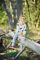 Detské oblečenie - Mikina zmrzliny - 11219168_