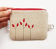 Peňaženky - Peňaženka/dokladovka - Šípky - 11217632_