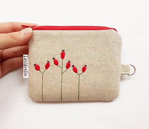 Peňaženka/dokladovka - Šípky
