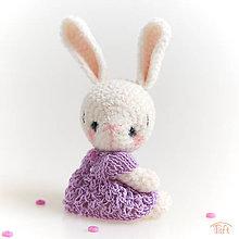 Hračky - mini-zajka - 11218081_