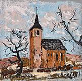 Kresby - Kostelík sv. Jakuba - 11218038_