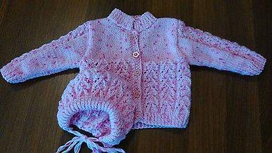 Detské oblečenie - Kojenecká souprava - 11217344_
