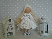 Bábiky - Vianočný anjelik - 11221405_