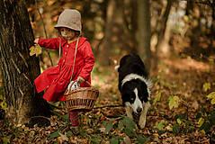 Detské oblečenie - Detský ľanový kabátik - 11222193_