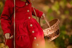 Detské oblečenie - Detský ľanový kabátik - 11222199_