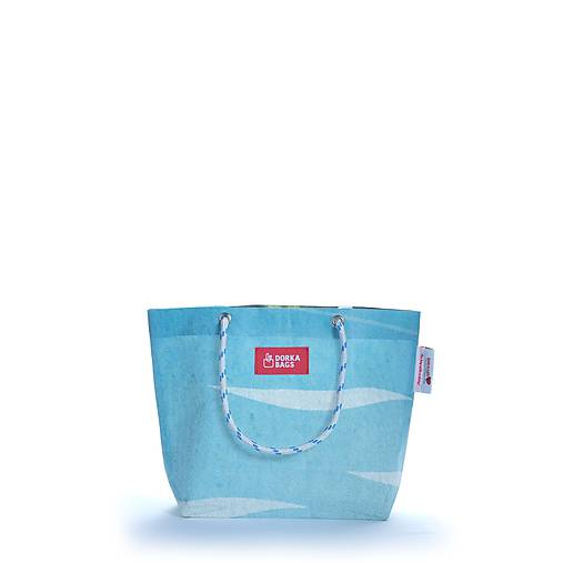 Nadácia DeDo: DORKA bag (Morské vlny)