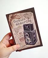 Papiernictvo - Leporelo * fotoalbum na 16 foto 10*15 cm - 11220643_