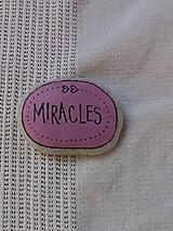 Drobnosti - Zázraky - Na kameni maľované - 11219372_
