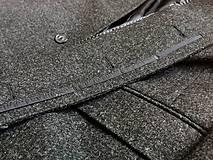 Kabáty - pánsky kabát ADAM - 11221256_