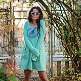 Šaty - Origo šaty puff kruh - 11221208_