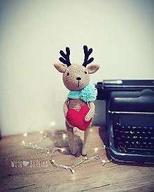 Hračky - Jelenček ♥ - 11226458_