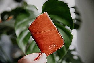 Doplnky - Beluga Wallet (Oranžová) - 11224381_