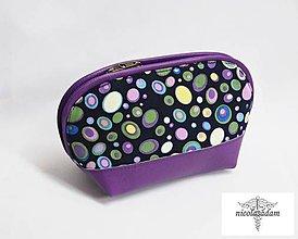 Taštičky - Kosmetická taštička Tessa - 11226610_