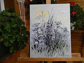 Obrazy - Jeseň v trávach - 11223984_