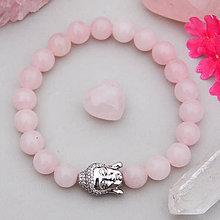 Náramky - ♥ Pure Love - náramek z růženínu - 11223753_
