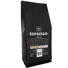 Potraviny - Espresso zrnkova káva Pure Way 1kg CREMA - 11223589_