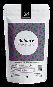Potraviny - BALANCE sypaná zmes bylín, 40 g - 11223614_